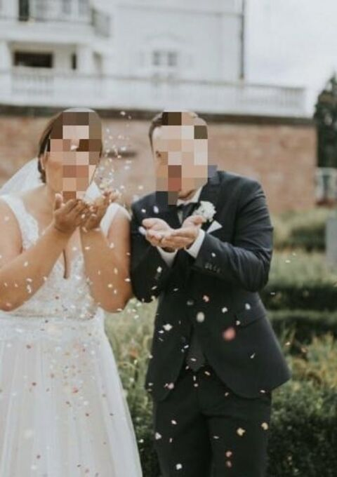 Second Hand Brautkleid | Ladybird | Boho | Gr. 46