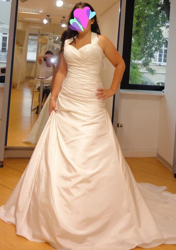 Second Hand Brautkleid | Prinzessin | Gr. 38