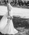 Second Hand Brautkleid   Justin Alexander   Meerjungfrau   Gr. 36