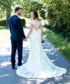 Second Hand Brautkleid | Stella York | Meerjungfrau | Gr. 36
