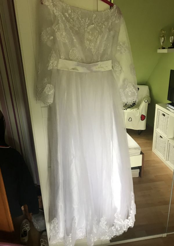 Second Hand Brautkleid | JJs House | A-Linie | Gr. 38