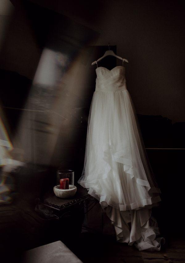 Second Hand Brautkleid | Sweetheart / Justin Alexander | A-Linie | Gr. 38