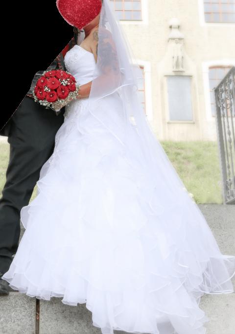 Second Hand Brautkleid | Miss Kelly / The Sposa Group | Prinzessin | Gr. 46