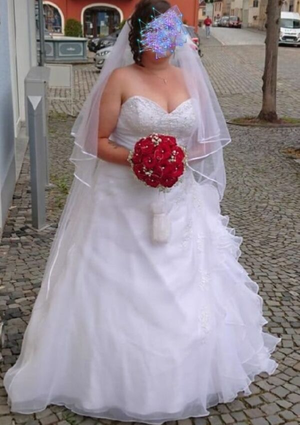 Second Hand Brautkleid | Miss Kelly / The Sposa Group | Prinzessin | Gr. 46