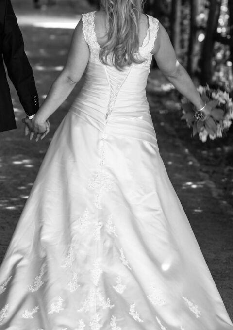 Second Hand Brautkleid | Lohrengel | A-Linie | Gr. 40