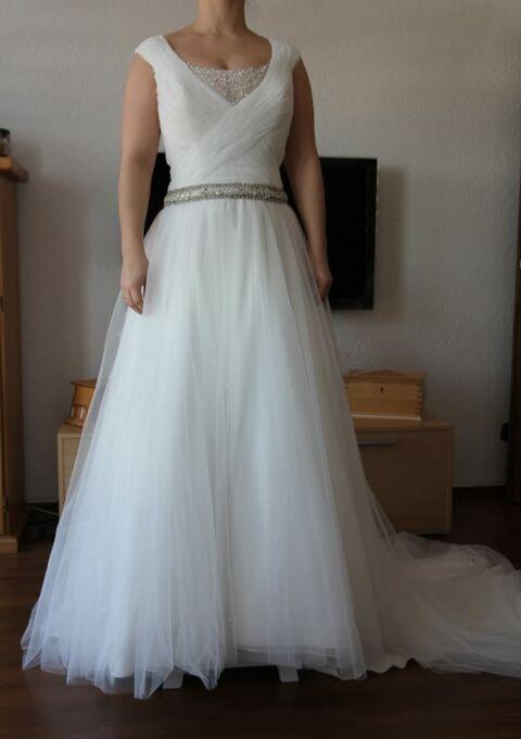 Second Hand Brautkleid | Diane Legrand | Prinzessin | Gr. 44