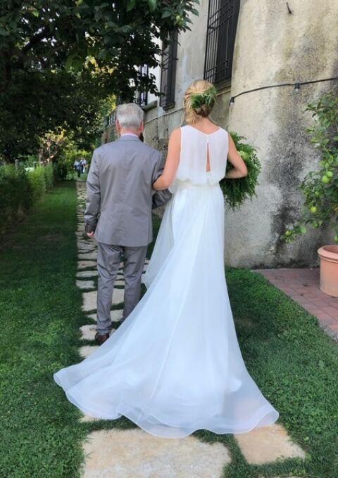 Second Hand Brautkleid | Le Spose Di Giò | Meerjungfrau | Gr. 38