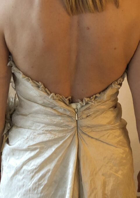 Second Hand Brautkleid | Garamaj | A-Linie | Gr. 38 | Neu & ungetragen
