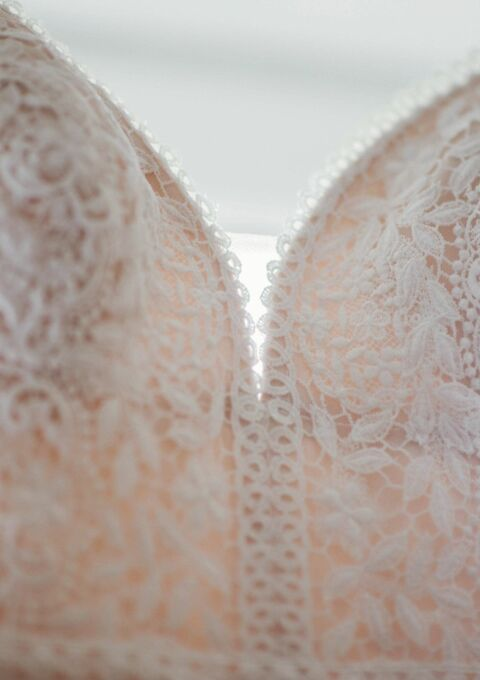 Second Hand Brautkleid | Enzoani | A-Linie | Gr. 38