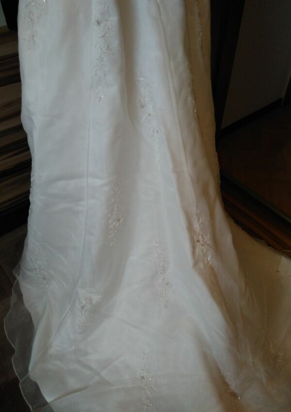 Second Hand Brautkleid | Sincerity Bridal / Justin Alexander | A-Linie | Gr. 48 | 3122