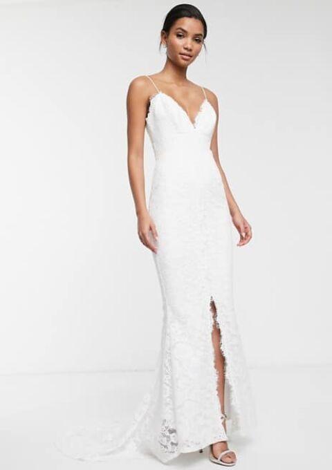 Brautkleid | ASOS Edition | Etui, Meerjungfrau