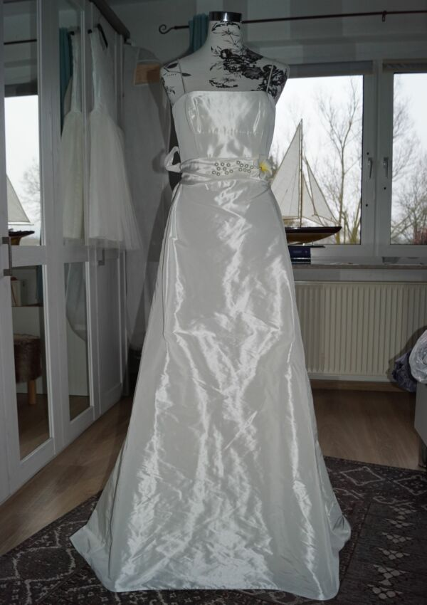 Second Hand Brautkleid | A-Linie | Gr. 38