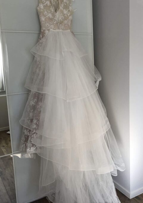 Second Hand Brautkleid | Weise Fashion | Prinzessin | Gr. 38