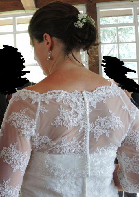 Second Hand Brautkleid | Jessie K | A-Linie | Gr. 42