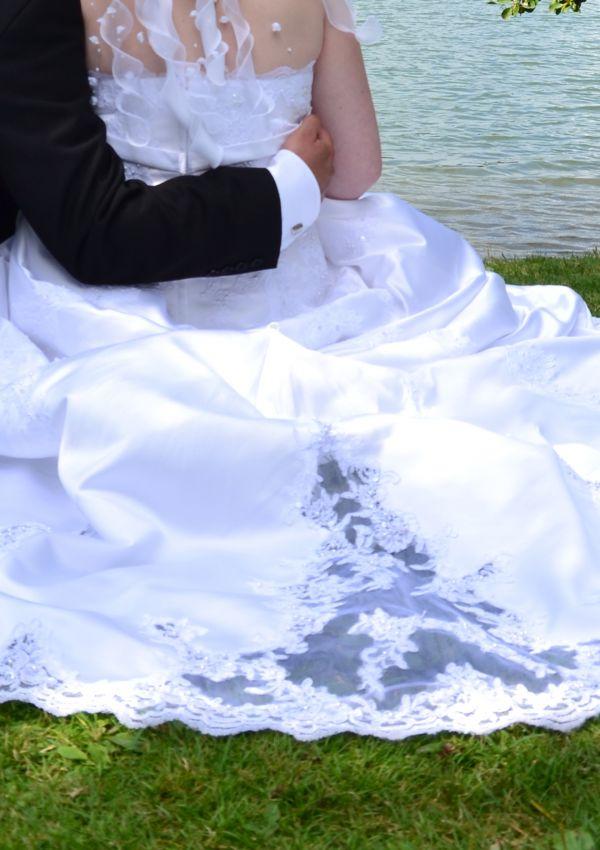 Second Hand Brautkleid | A-Linie