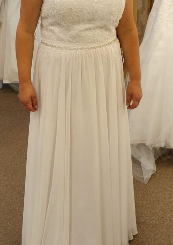 Second Hand Brautkleid | Alice'Désir | A-Linie | Gr. 50