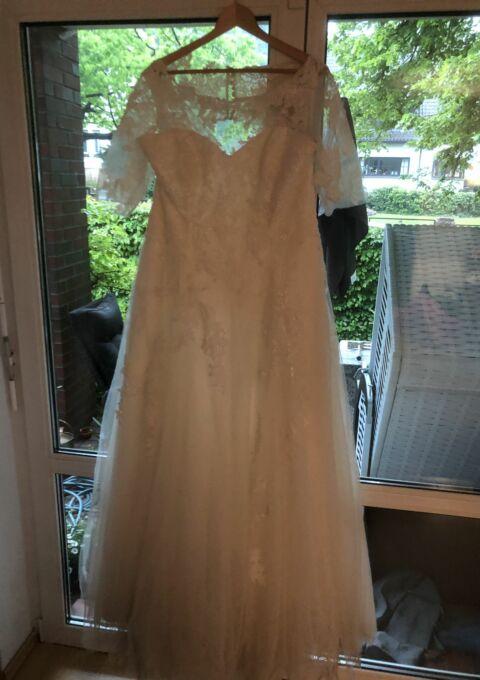 Second Hand Brautkleid | Enzoani | A-Linie | Gr. 50
