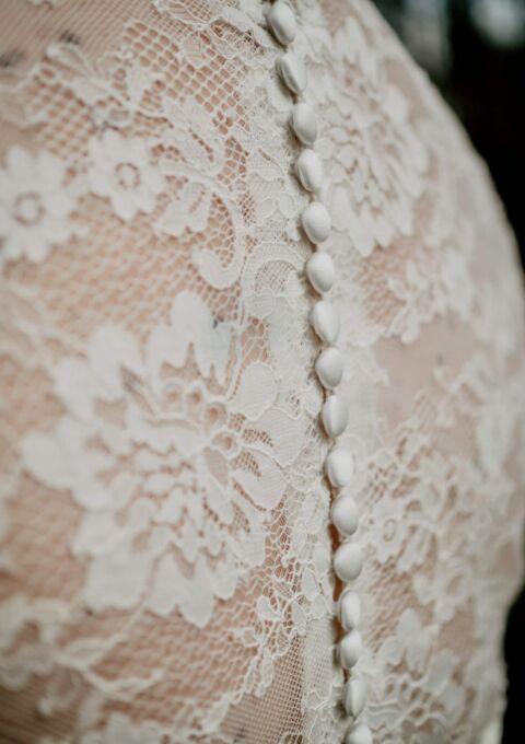 Second Hand Brautkleid | A-Linie | Gr. 44