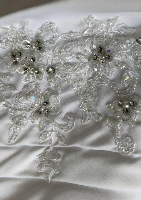 Second Hand Brautkleid | Morilee / Madeline Gardner | A-Linie | Gr. 38