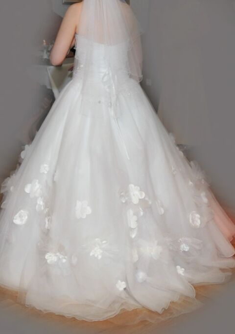 Second Hand Brautkleid | Morilee / Madeline Gardner | Prinzessin | Gr. 36