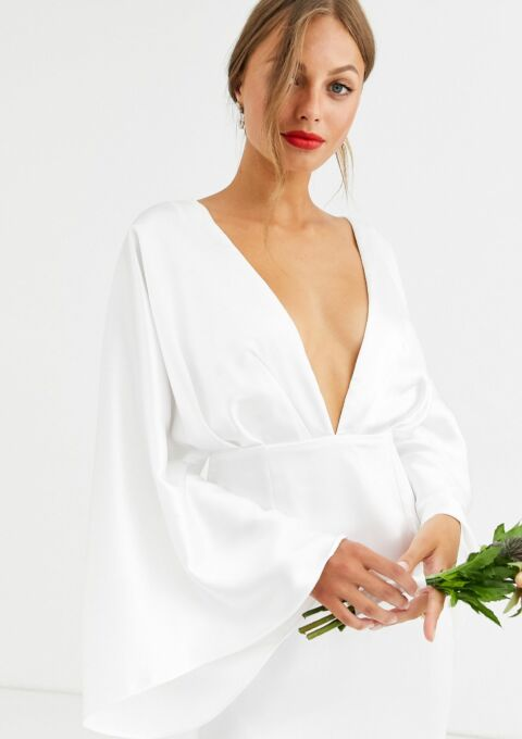 Brautkleid | ASOS Edition | Standesamt, Etui