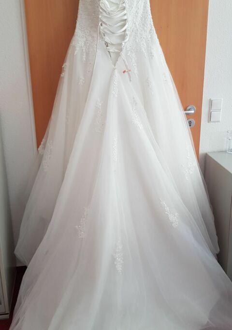 Second Hand Brautkleid | Amera Vera Einmal Prinzessin | A-Linie | Gr. 42