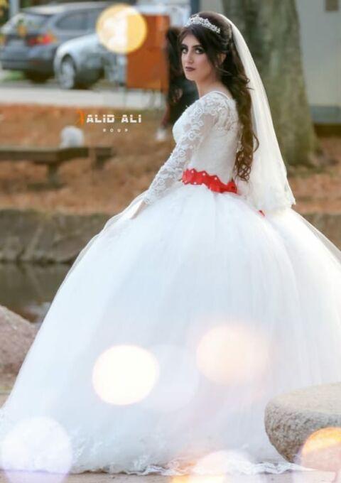 Second Hand Brautkleid | Sultanin Model Gelinlik (Turkey) | Prinzessin | Gr. 36