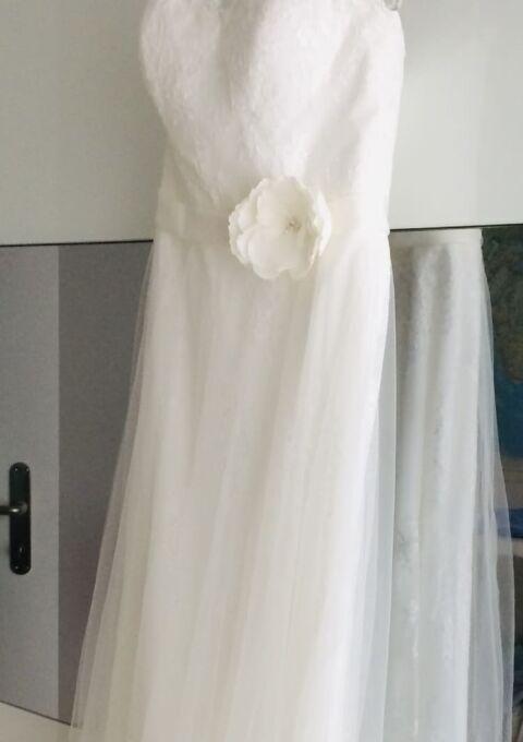 Second Hand Brautkleid | Sposa Toscana | A-Linie | Gr. 40
