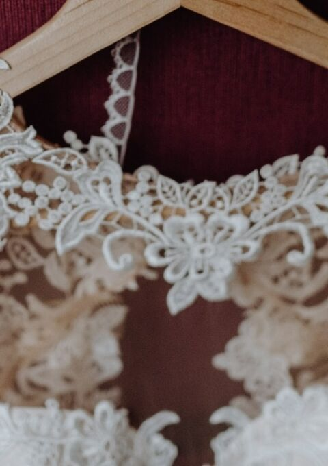 Second Hand Brautkleid | Boho | Gr. 40