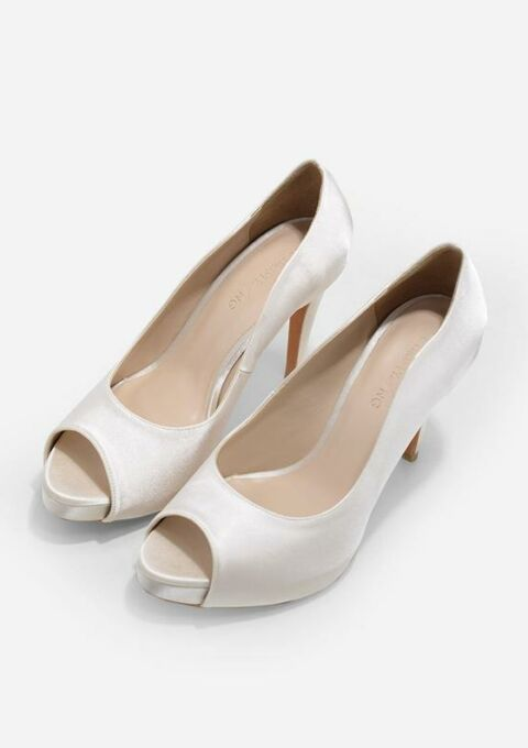 Brautschuh | Christy Ng Shoes | Peep-Toes | Pumps