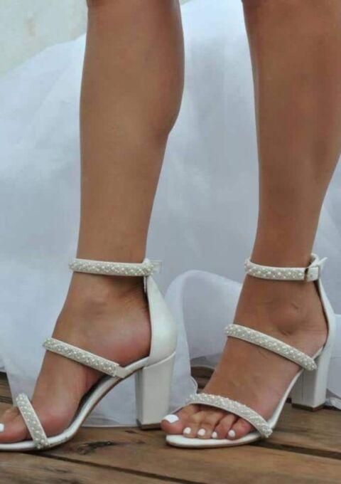 Brautschuh | Pelino Sandals | Sandaletten
