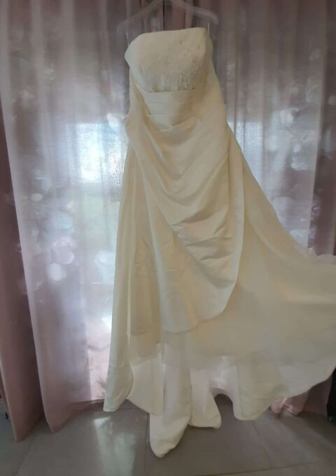 Second Hand Brautkleid | Lilly | A-Linie | Gr. 50