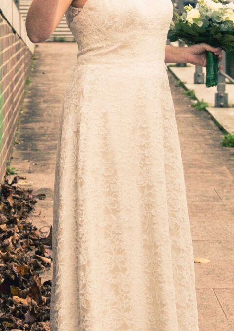 Second Hand Brautkleid | Lilly | A-Linie | Gr. 44