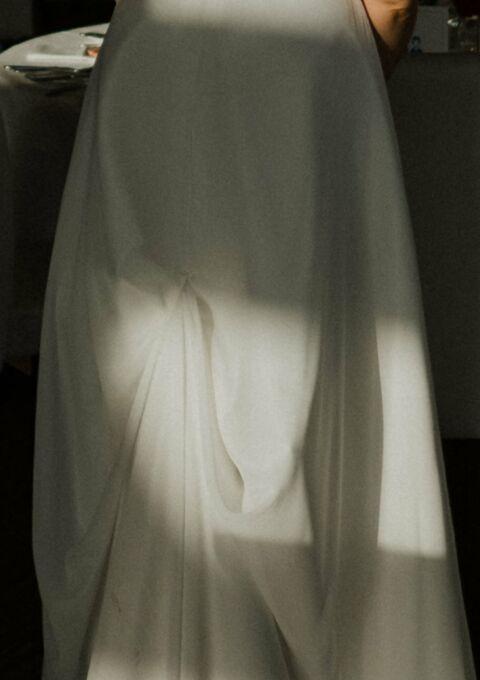 Second Hand Brautkleid | Bianco Evento | A-Linie | Gr. 44