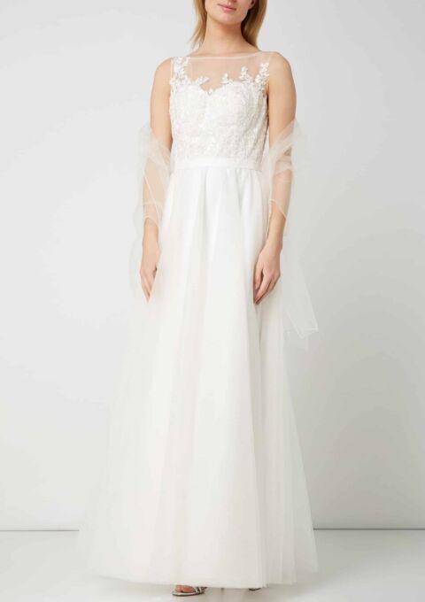Brautkleid | Luxuar Magic Bride | A-Linie | Empire