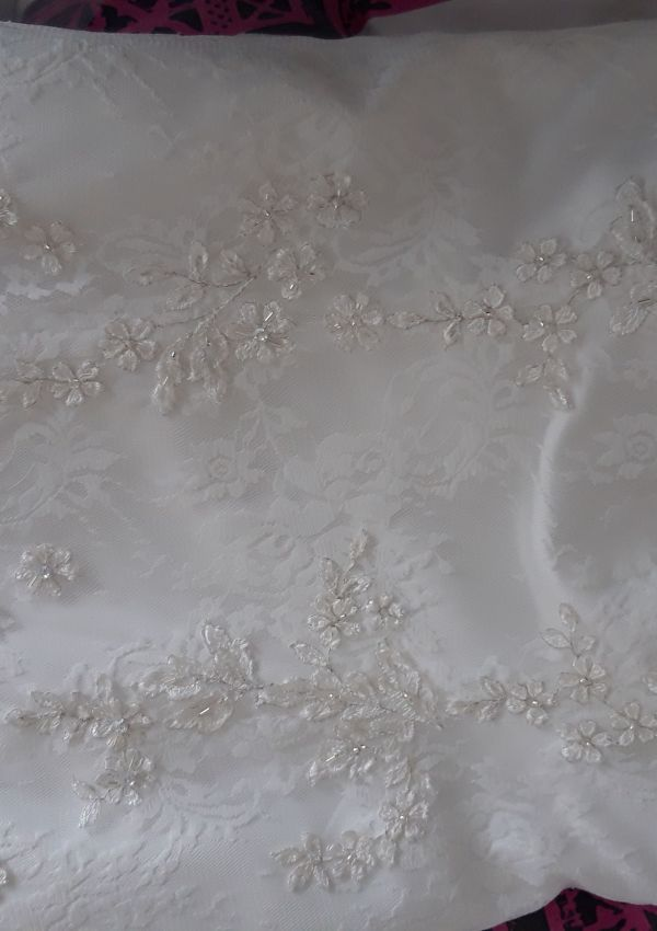 Second Hand Brautkleid | Phil Collins Bridal Collection | Prinzessin | Gr. 42