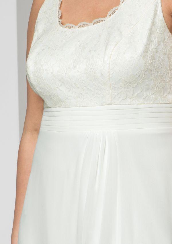 Brautkleid | Sheego | Standesamt