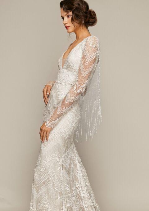 Brautkleid | Áva Fonte | EVE | Meerjungfrau | Maßgeschneidert