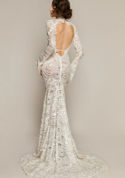 Brautkleid | Áva Fonte | SAKURA | Meerjungfrau | Maßgeschneidert
