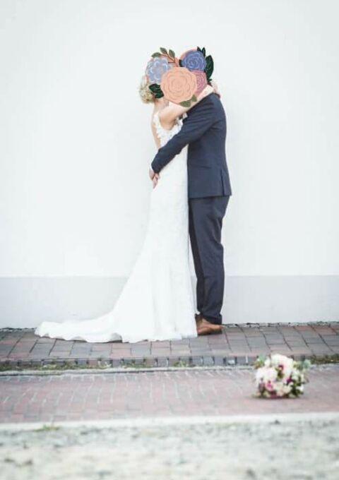 Second Hand Brautkleid | St. Patrick / Pronovias | Meerjungfrau | Gr. 36