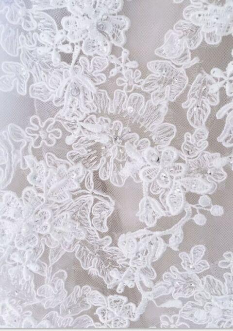 Second Hand Brautkleid | SOPHIA TOLLI | Meerjungfrau | Gr. 36