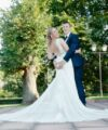 Second Hand Brautkleid | Sweetheart / Justin Alexander | Fit and Flare | Gr. 40