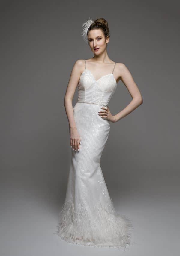 Brautkleid | Semiha Bähr Couture | Flavia2006 | Fit and Flare | Maßgeschneidert
