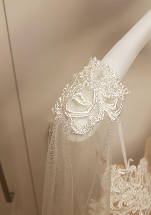 Second Hand Brautkleid | Papilio | Boho | Gr. 36 | Maßgeschneidert