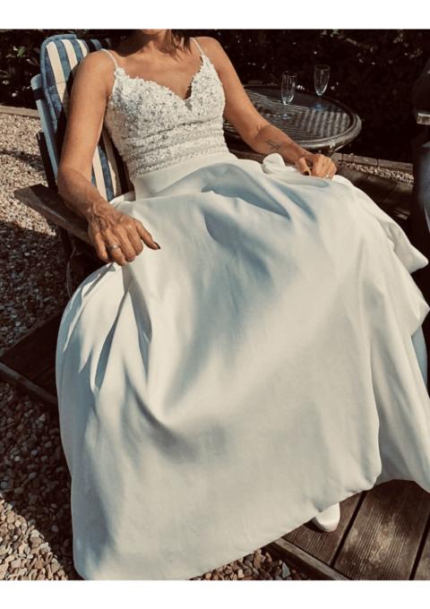 Second Hand Brautkleid | Stella York | A-Linie | Gr. 38