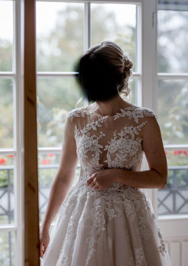 Second Hand Brautkleid | Anna Kuznetcova | Prinzessin | Gr. 36 | Maßgeschneidert