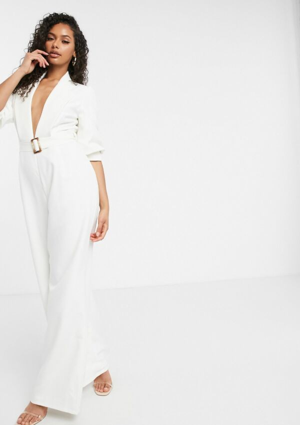 Brautkleid | Aria Cove | Jumpsuit