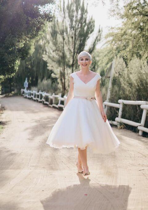 Second Hand Brautkleid | LouLou Bridal | LB211 / Amelie | Sonstiges | Gr. 38