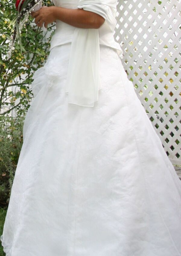 Second Hand Brautkleid | Miss Paris | Sonstiges | Gr. 42