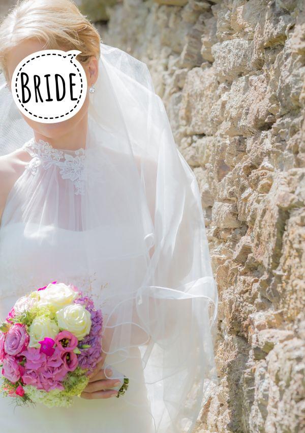 Second Hand Brautkleid | Marylise | A-Linie | Gr. 36
